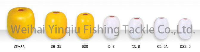 EVA FISHING FLOATS